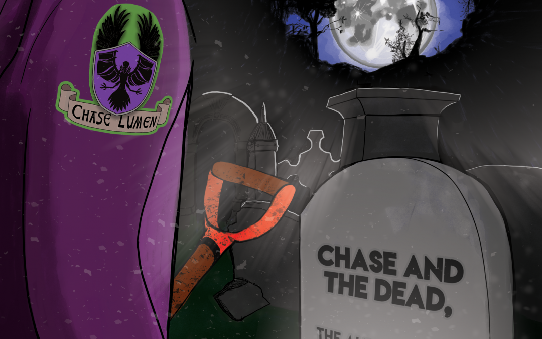 A Chase and the Dead Retrospective Album is in the Works
